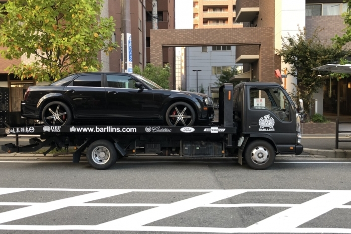 Today's barllins  納車&修理